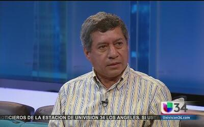 Ex rector de la universidad de Guerrero habló sobre los desaparecidos