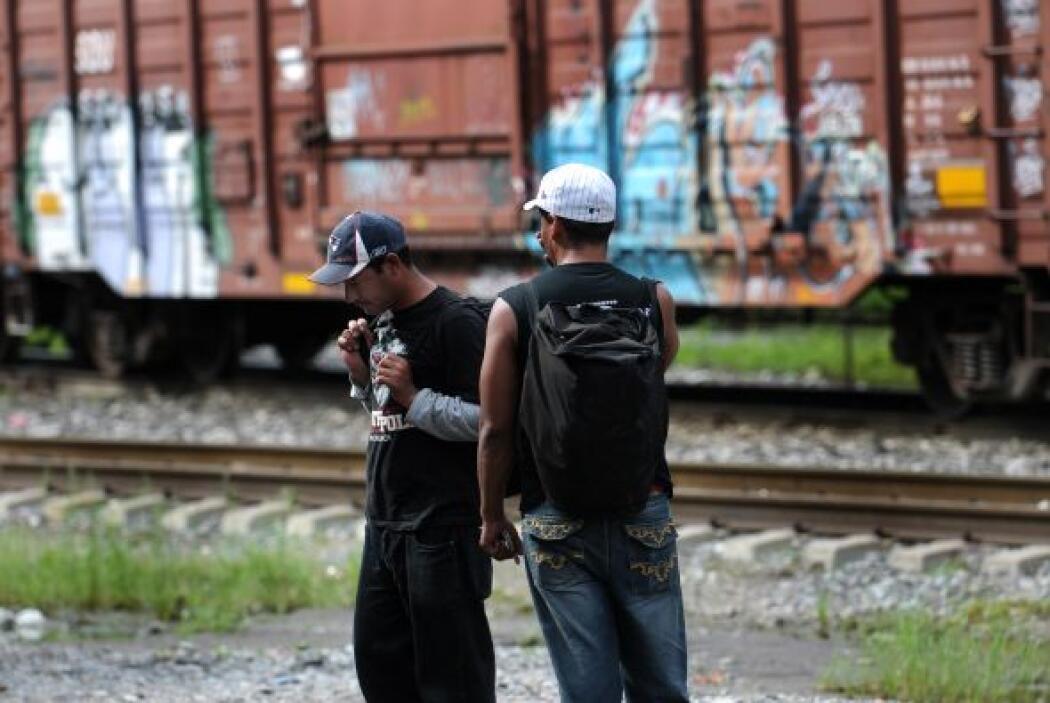 A los centroamericanos se les vio por última vez el 16 de diciembre en I...