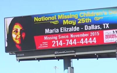 Familiares de María Elizalde quieren dar con su paradero en el Día Nacio...