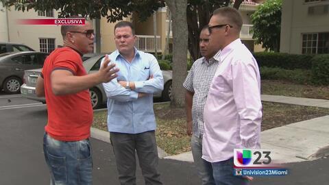 Ex presos políticos cubanos en Miami dicen fueron engañados