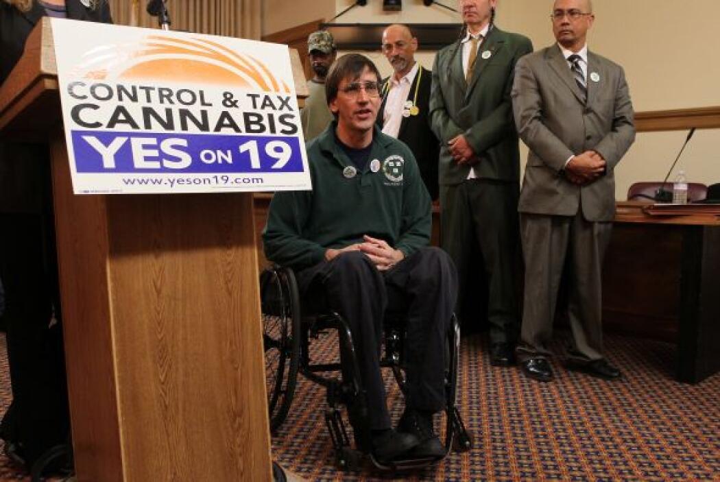 Lo mismo ocurrió en Colorado, donde el uso medicinal de la marihuana fue...