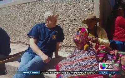 Texas de Perú, una misión extraordinaria