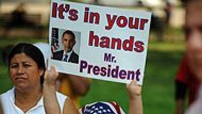Barack Obama pidió a funcionarios de su gobierno evitar la demagogia en...