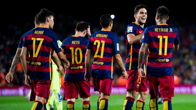 El Barcelona necesita una victoria ante Las Palmas.