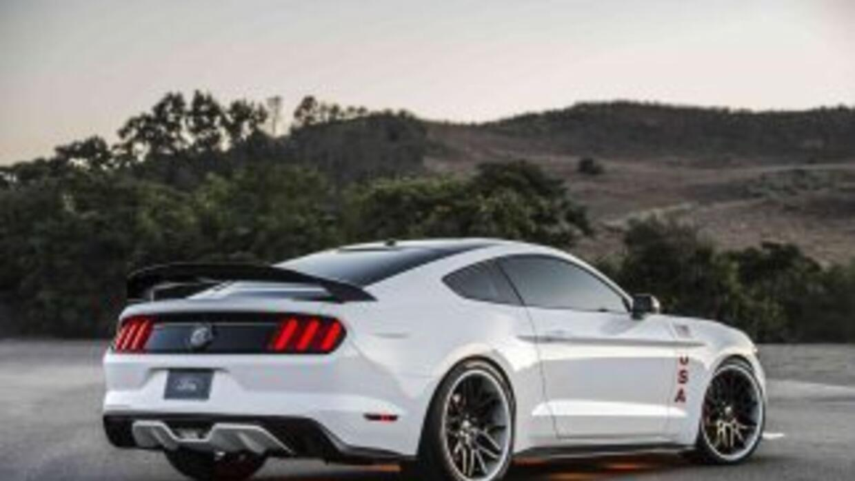Ford Mustang Apollo Edition