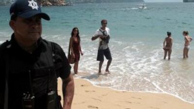 El balneario mexicano de Acapulco ha sufrido un incremento en la oleada...