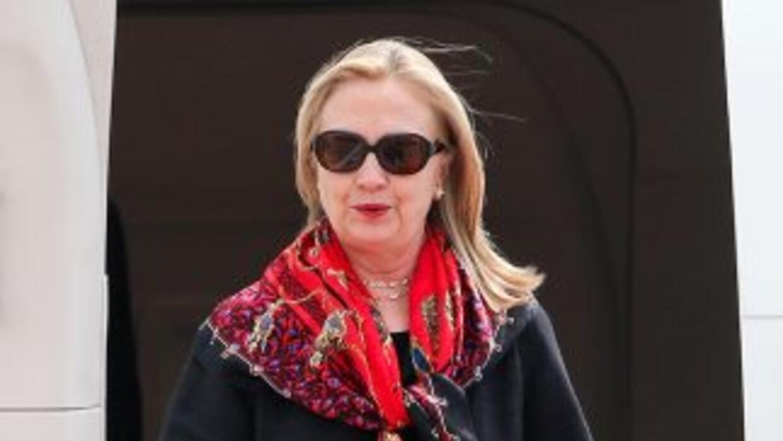 Hillary Clinton ansiosa de volver a trabajar.