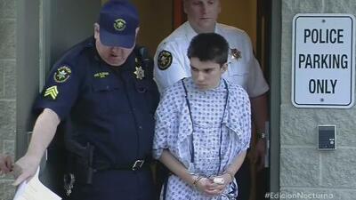 Aumentan los cargos contra Alex Hribal, el chico que apuñaló a sus compa...