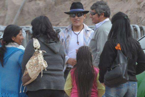 Aguilar es originario de la región de Los Lagos, al sur de Chile, y tien...