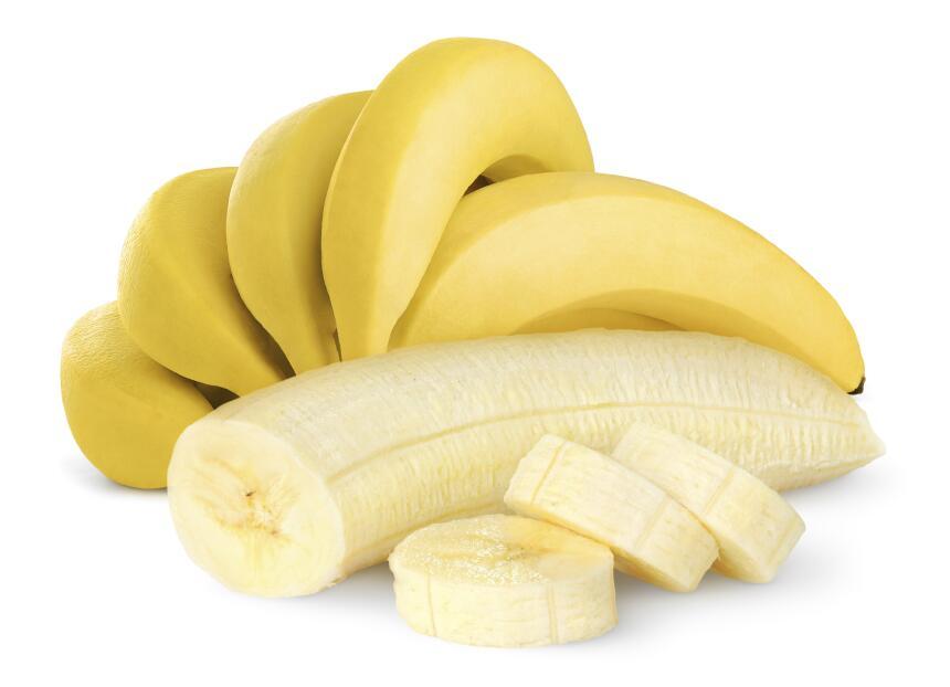 Los plátanos o bananas son una excelente fuente de triptóf...