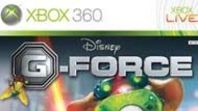 G-Force es un juego para niños que trata de bonitos conejillos de indias.