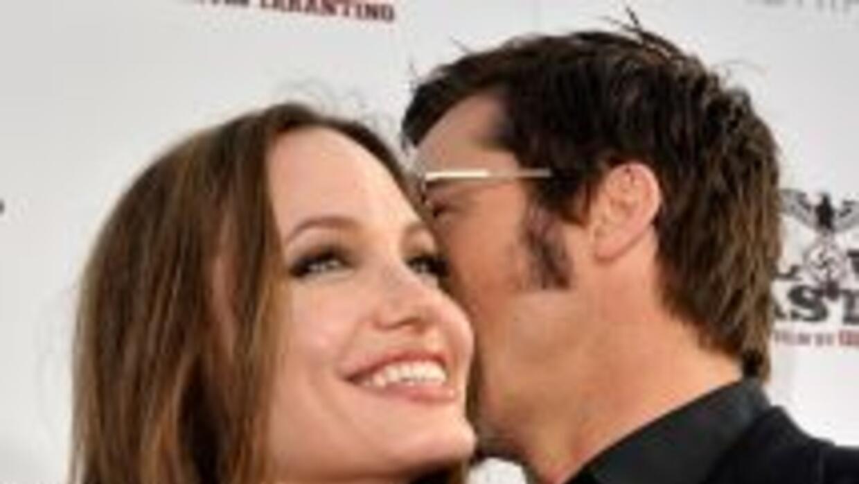 Brad Pitt y Angelina Jolie llegaron a un acuerdo con un tabloide que hab...