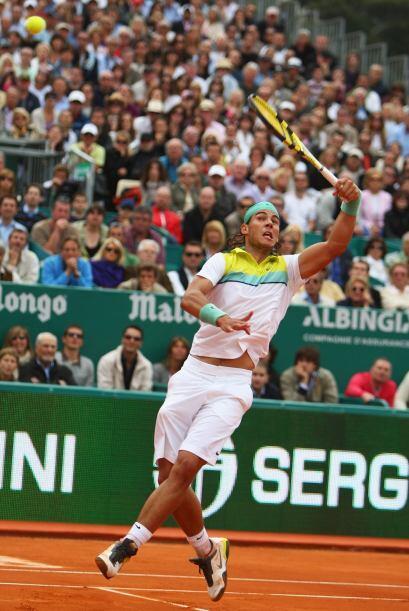 20.- Quinto Masters de Montecarlo: Fue el 19 de abril del 2009 tras desh...
