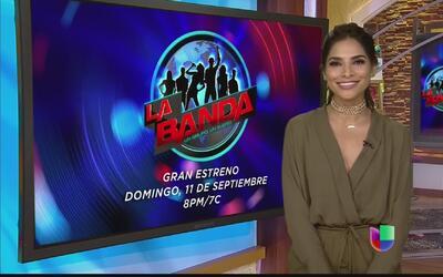 Alejandra Espinoza nos cuenta qué esperar de La Banda 2