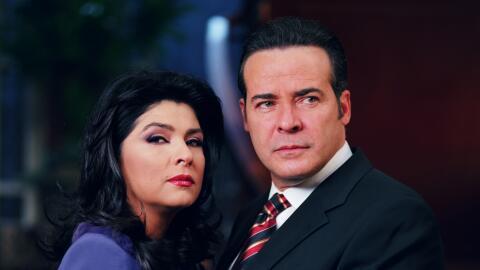 ¡Victoria Ruffo y César Évora protagonizarán...
