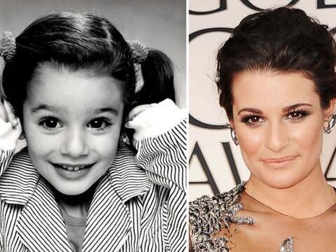 Ni siquiera la propia Lea Michele logró imaginar que pasar&iacute...