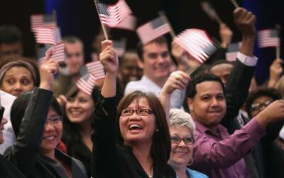 El trámite de la ciudadanía experimentará un alza del 8%.