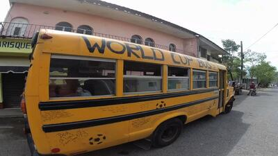 Jóvenes cruzan América para llegar al Mundial de Brasil 2014