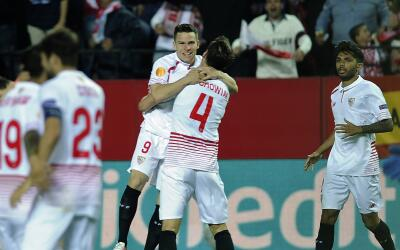 Sevilla vuelve a la final de Europa League