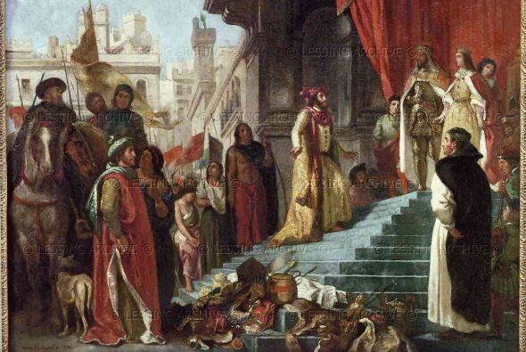 ¿Supo el Rey de los posibles devaneos de la Reina?  (El regreso de Crist...