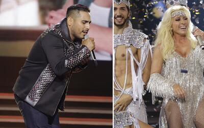 Espinoza y Yuri: 'Estos chicos cantaron como si fueran ya estrellas'
