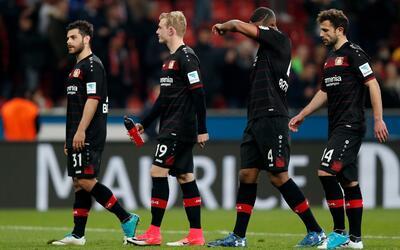 El cambio de entrenador tampoco sirvió para mejorar al Bayer.