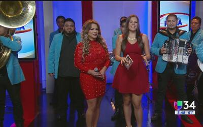 """Sandra Sandoval """"La Indomable"""" se lanza como cantante en español"""