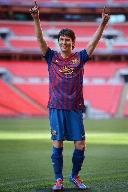 Y un poderoso, pero de las canchas, Lionel Messi, ¿te gustó?