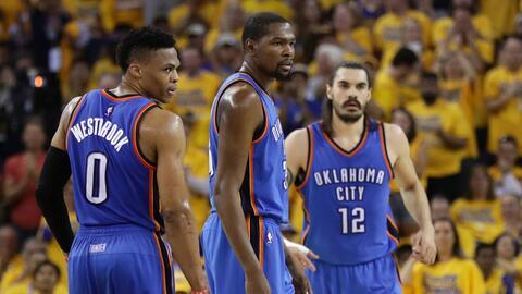 El Oklahoma City Thunder hará gira por España.