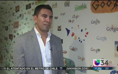 Google busca talento y pasión latina