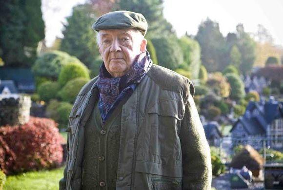 El actor David Ryall murió a los 79 años de edad la noche de Navidad, in...
