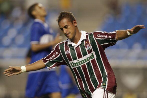 Rodriguinho  con dos goles y Marquinho, también con dos, sellaron...