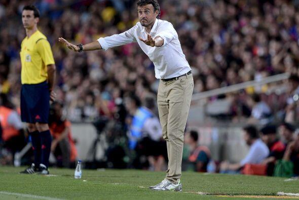 Luis Enrique tiene el equipo que el pidió, ahora solo le falta ll...
