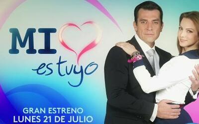 Gran anuncio, muy pronto por Univision: La Gata y Mi Corazón es Tuyo