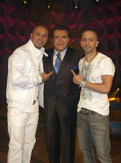 Don Francisco muestra nuevas aristas del dúo más exitoso del género urbano.