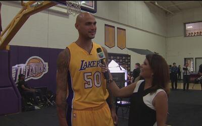 LA Lakers listos para triunfar en la NBA