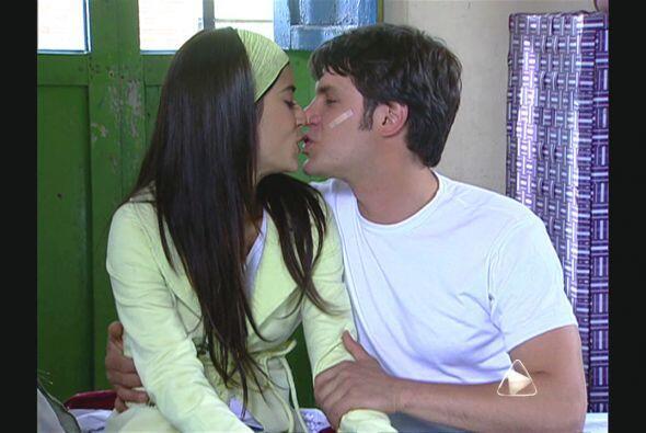 """Carolina Ramírez y Mark Tacher eran pareja en """"La Hija Del Mariachi"""". Su..."""