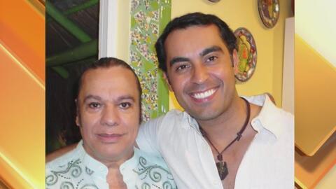 Entre lágrimas Salvador Orozco relató cómo fue trabajar junto a Juan Gab...