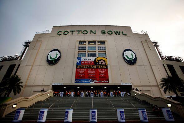 Los Longhorns de UT se enfrentaron a los Sooners de Oklahoma este fin de...