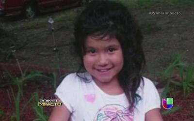 Una niña hispana de ocho años logró escapar de sus secuestradores