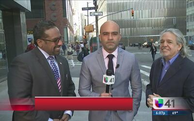 Republicanos vs. demócratas: Tiempo de debate en Tribeca