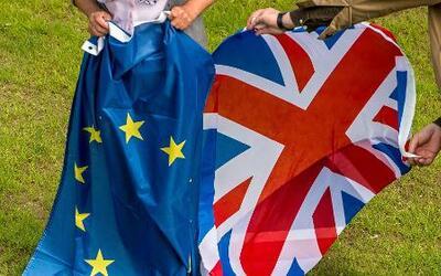 Opiniones encontradas tras la separación de Reino Unido de la Unión Europea