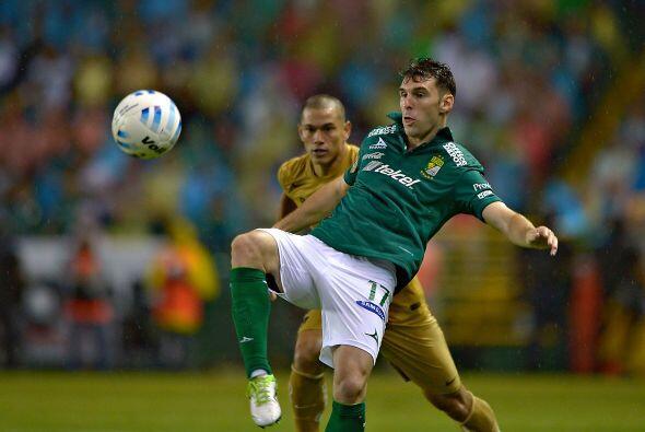 Mauro Boselli espera volver a ser el referente del ataque del Leó...