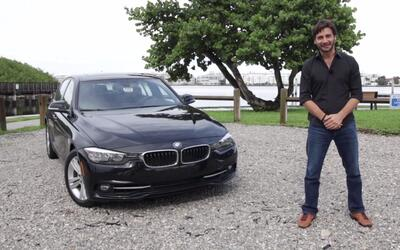 BMW Serie 3 2016 - Prueba A Bordo Completa
