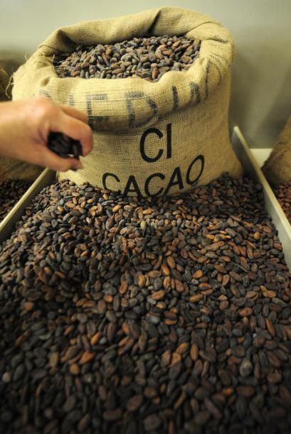 """Castillo fundó en 2006 la chocolatería """"Qué Bo..."""