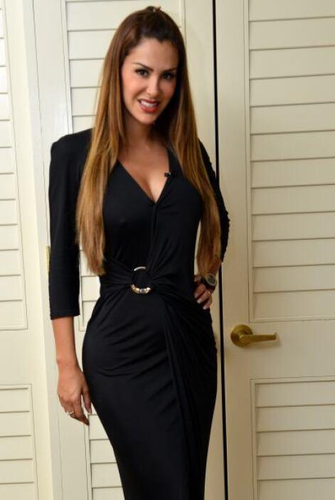 La sexy cantante y actriz tiene una figura de envidia.