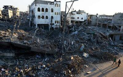 Dos cohetes acaban con la frágil tregua en Gaza