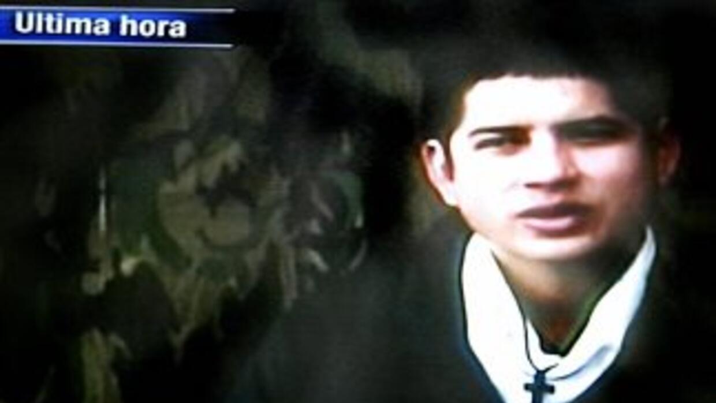 Guillermo Solórzano es uno de los cinco rehehes que liberará las Fuerzas...