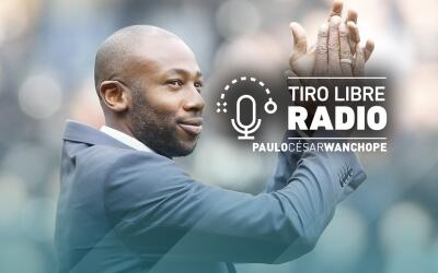 Paulo César Wanchope, Tiro Libre Radio