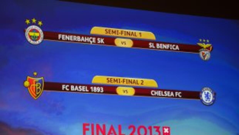 Así quedó el sorteo Liga Europa.
